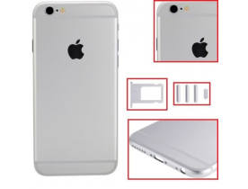 Back cover retro middle scocca telaio posteriore per apple Iphone 6 6G