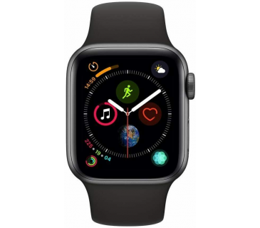 Apple Watch serie 4 sport 42MM Nero grado B originale rigenerato