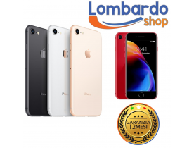 Apple Iphone 8 GRADO A 64GB originale rigenerato ricondizionato
