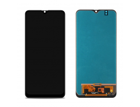 Lcd display touch screen vetro per Samsung Galaxy A40S SM-A407 TFT NERO