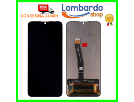 Display lcd touch screen vetro per HUAWEI P SMART 2019 POT-LX1 POT-LX2 AL00
