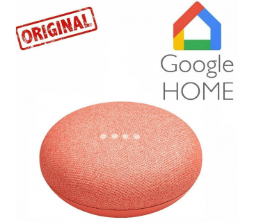 Google Home mini originale assistente vocale cassa Google Arancione