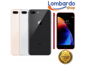 Apple iPhone 8 PLUS ricondizionato 64GB grado AB