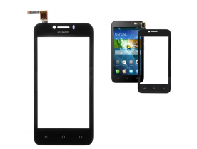Touch screen vetro display per HUAWEI ASCEND Y560 L01 nero
