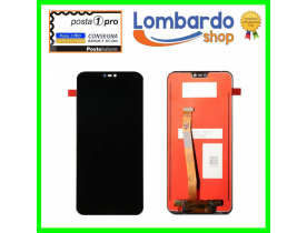 Display lcd vetro touch screen schermo HUAWEI P20 LITE ANE-LX1 NERO