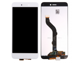 Display lcd + touch screen vetro per Huawei P8 Lite 2017 Bianco White