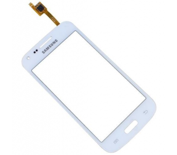 Touch screen display vetro per Samsung Galaxy Core Plus SM G350 G3500 + biadesivo