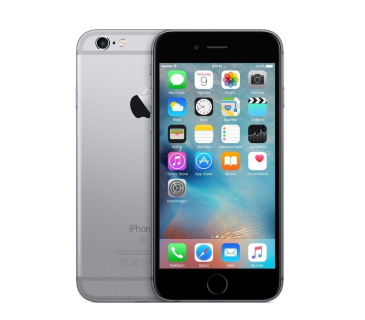 Apple Iphone 6S 16GB grado A/B Nero originale rigenerato ricondizionato
