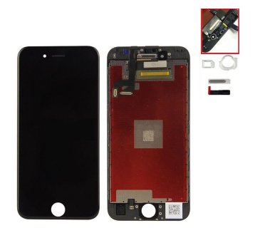 Touch screen frame vetro display schermo retina per Apple Iphone 6S