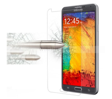 Pellicola temperata per display vetro Samsung Note 3 N9005