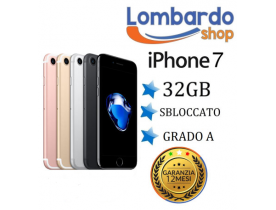 Apple Iphone 7 32GB grado A originale rigenerato ricondizionato