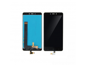 Touch screen vetro lcd display assemblati per XIAOMI REDMI NOTE 4 nero