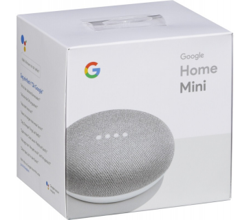 Google Home mini assistente vocale originale Bianco