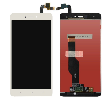 Touch screen vetro display lcd assemblati per XIAOMI REDMI NOTE 4X GLOBAL BIANCO