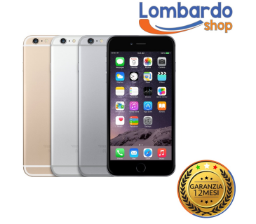 Apple iPhone 6 ricondizionato da 16GB grado B originale rigenerato
