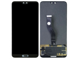 Display lcd vetro touch screen per Huawei P20 PRO CLT-L09 L29 TFT NERO
