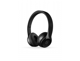 Cuffie Beats by DR. DRE SOLO 3 wireless con cavo hd or ear light NERO BLACK