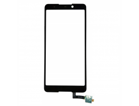 Touch screen vetro display per WIKO LENNY 5 Nero